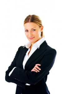 Business-woman-with-Presence